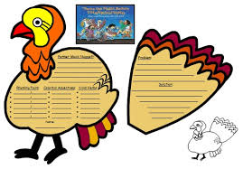 thanksgiving printables for 5th graders happy thanksgiving