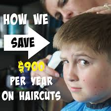 how we save over 900 per year on haircuts this abundant life