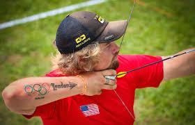 archery tattoos bow and arrow ink world archery
