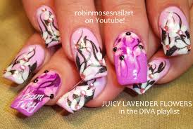 robin moses nail art november 2012