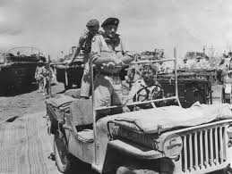 black military jeep intro british army jeep research