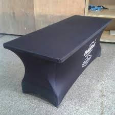 Spandex Table Cover Table Overlay Stretch Table Cloth Custom Spandex Table Cover