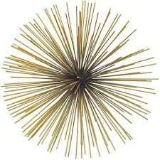 starburst wall art wall art designs starburst metal wall art three
