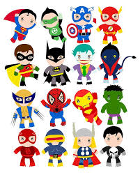 super hero cartoon images collection 61