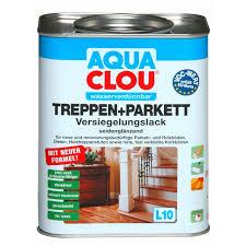 treppe obi aqua clou treppen parkett versiegelungslack seidenglänzendl 750 ml