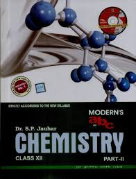 modern u0027s abc of chemistry class 12 part 1 u0026 2 with cd buy