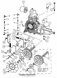 riding lawn mower engine diagram chentodayinfo