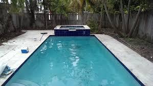 skyblue pool and spa