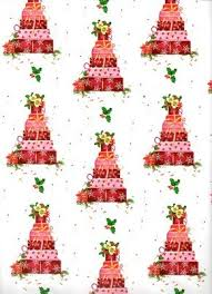 luxury christmas wrapping paper glick 1 x sheet of christmas wrapping paper 20 x 28 luxury glick