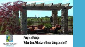 Design A Pergola by How To Design And Build A Pergola The Basics Youtube