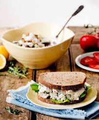 the perfect chicken salad for classic southern luncheon san