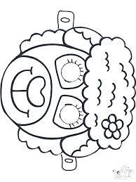 25 unique sheep mask ideas on pinterest lamb craft sheep