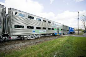 Trains In America Double Decker Rail Cars Ready For Business Mode Shift