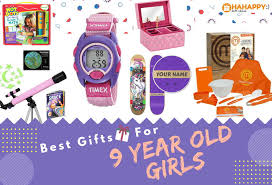 best gifts for a 9 year educational gift ideas