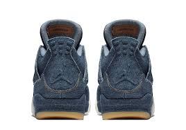 Nike Levis sale price levis x nike air 4 navy ao2571 401 mens basketball