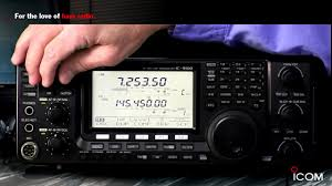 ic 9100 review youtube