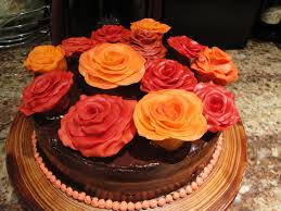 Rose Cake U2013 Twee Tea Licious