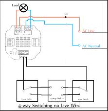 4 way dimmer switch wiring diagram carlplant