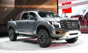 nissan titan diesel release nissan titan warrior concept photos and info u2013 news u2013 car and driver