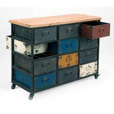 moe u0027s home collection paintbox cabinet in distressed multicolor