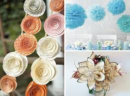Make Flower With Paper - incredible paper flowers wedding wedding guide