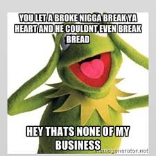 Funny Kermit Memes - the 25 funniest kermit thatsnoneofmybusinesstho memes the urban