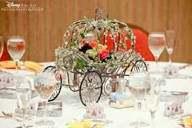 cinderella themed centerpieces disney themed wedding centerpieces weddings do it yourself