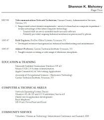 example of resume for high student resume examples