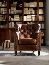 tufted love with nailhead trim kirby club chair