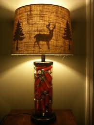 make a shade of pictures hunters deer lamp with shotgun shells make a shade of pictures hunters deer lamp with shotgun shells 100 00