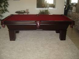 Wood Pool Table Ventura Pool Tables 7 8 Or 9 Feet Usamadepooltables Com