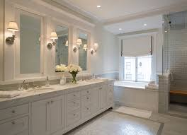 Bathroom Mirror With Light How To Light A Bathroom Mirror With Sconces