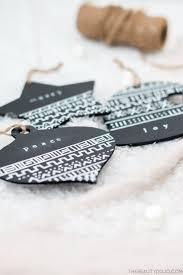 mud cloth ornaments
