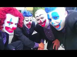 birthday clowns it tougher than you think i ll take that happy birthday song with scary clowns canción con payasos