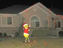 grinch yard decoration grinch christmas yard decorations bright remedygolf us