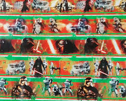 80 off star wars storm troopers wrapping paper gift wrap 40