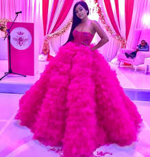 pink dresses pink dresses to channel bonang s birthday look south africa