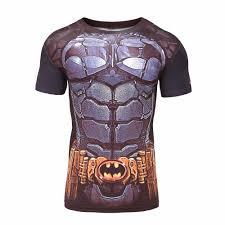 Halloween 3 T Shirt by Superhero Rashguard Tee Shirt Batman Nolan Dark Knight Idolstore