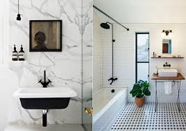 Shiny Or Matte Bathroom Tiles Magnificent Matte Black Kitchen U0026 Bath Fittings Design Lovers Blog