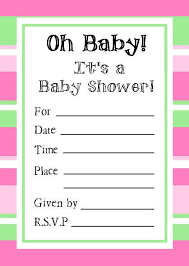 free downloadable baby shower invitations marialonghi