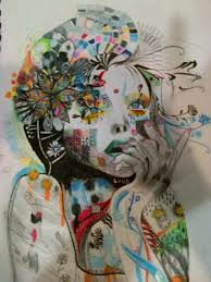 12 best abstract drawing images on pinterest abstract drawings