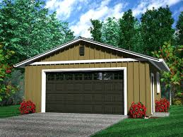 garage plan single story house with detached plans astounding