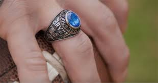 What Finger Does The Wedding Ring Go On by How To Wear Your Class Ring Balfour