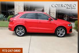 audi q3 19 inch wheels 2016 audi q3 s line for sale 31 used cars from 31 883