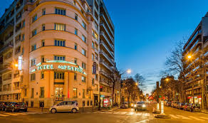 hotel best western paris
