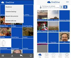 onedrive app for android microsoft onedrive