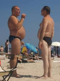 Speedo Meme - 20 unsightly portly and unnappealing pictures of men in speedos