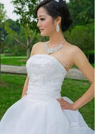 wedding dress necklace the best wedding dresses for strapless wedding dress