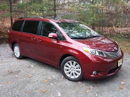 toyota limited review 2017 toyota sienna limited premium awd u2013 the best all