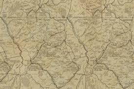 Map Fabric Traditional Wallpaper Vintage Map Non Woven Escape Glamora
